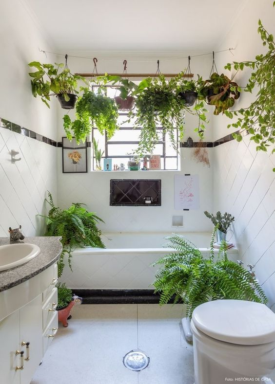 earthy bathroom 16