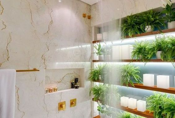 earthy bathroom 18