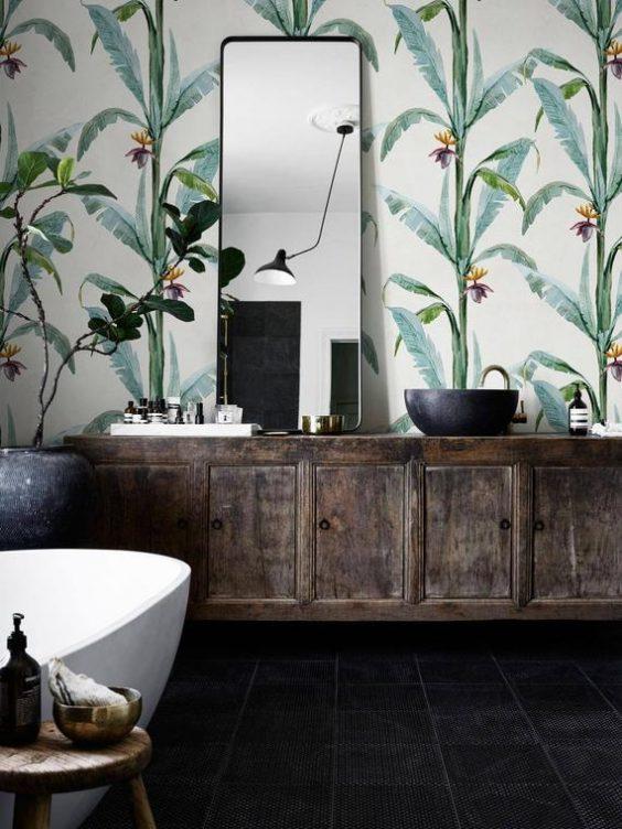 earthy bathroom 24