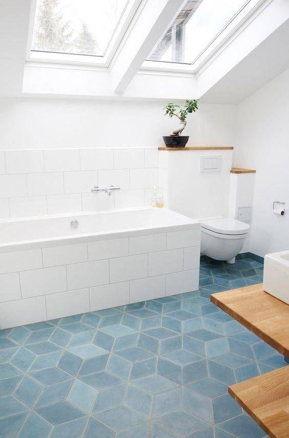 eclectic bathroom ideas 9