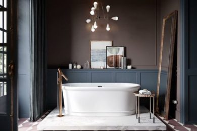eclectic bathroom ideas feature