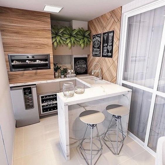 minimalist kitchen 11