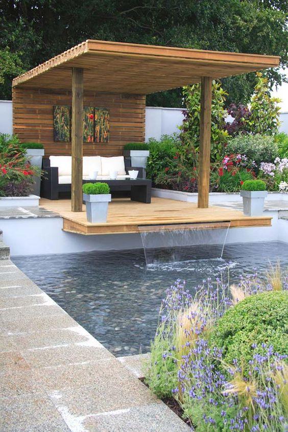 minimalist pond 2