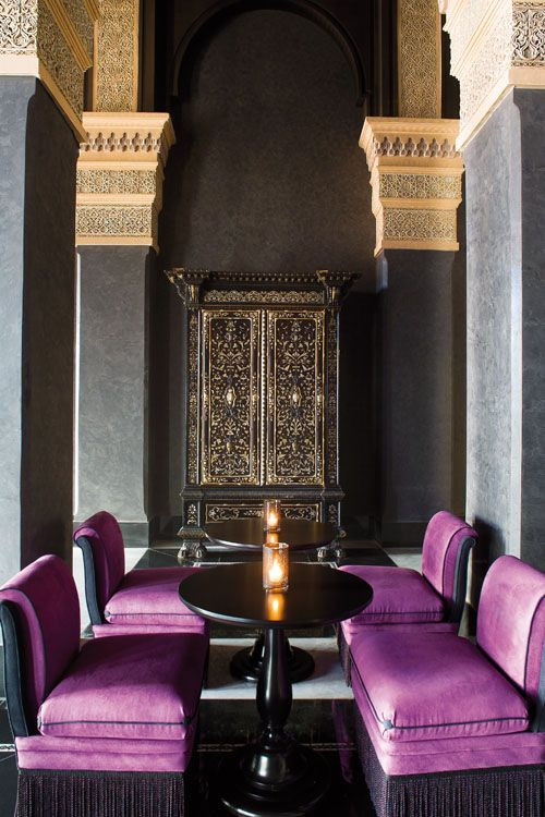 moroccan dining room 9