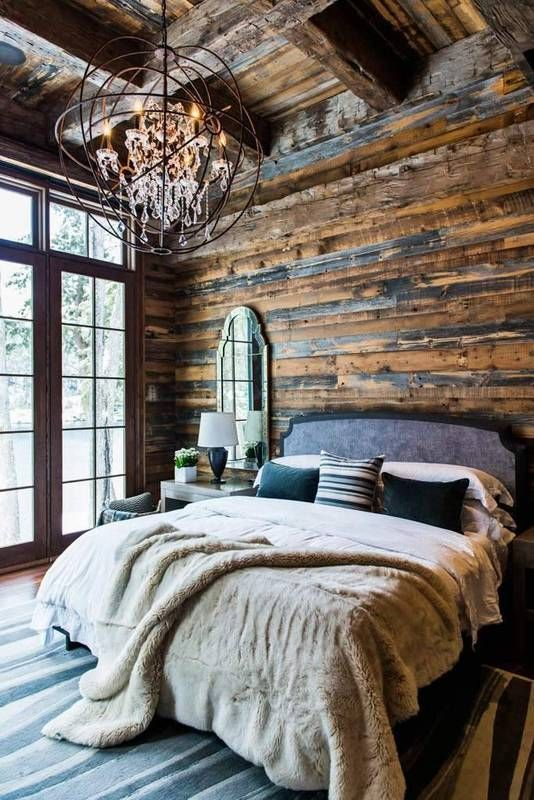 rustic bedroom 12