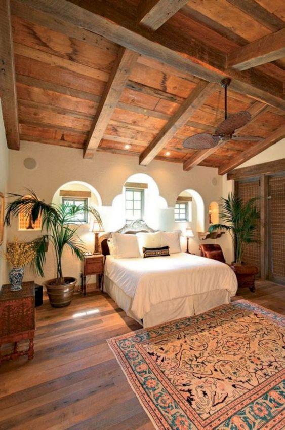 rustic bedroom 20