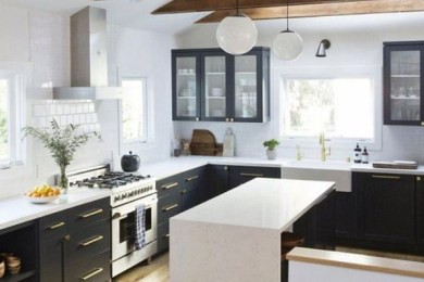 Kitchen Countertop on a Budget feature