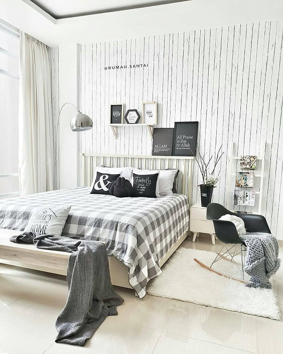 Minimalist Bedroom Design 12
