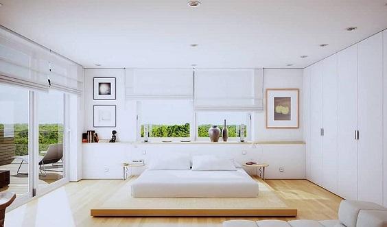 Minimalist Bedroom Design 4