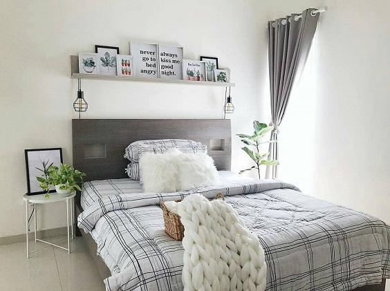 Minimalist Bedroom Design 6