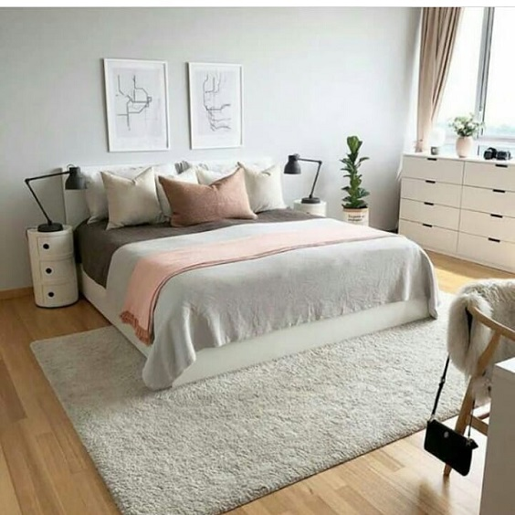 Minimalist Bedroom Design 8