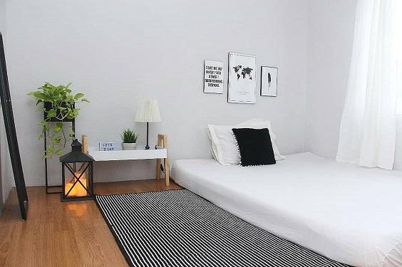 Minimalist Bedroom Design 9