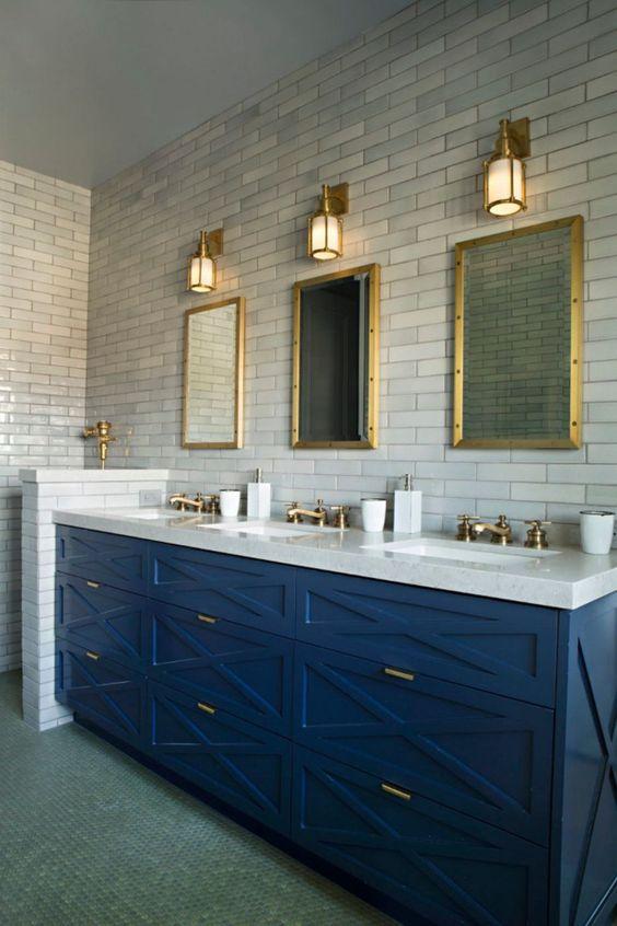 colored bathroom vanity 20
