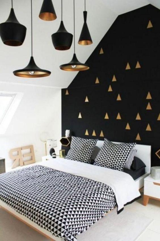 gold bedroom ideas 11