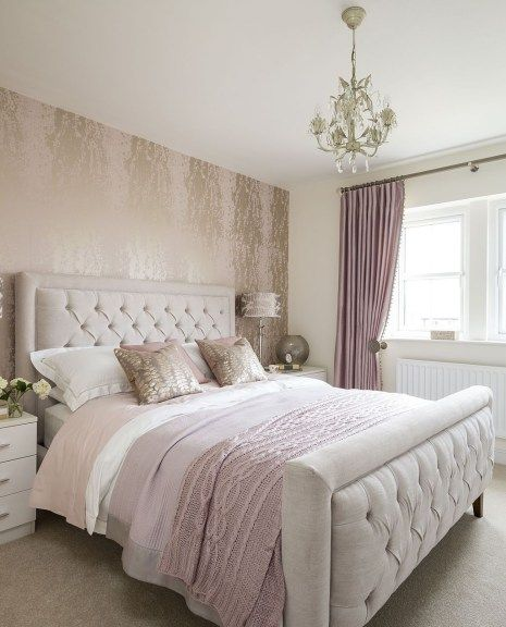 gold bedroom ideas 15