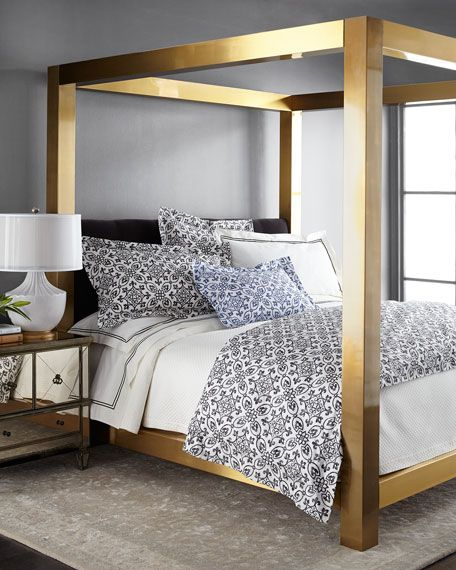 gold bedroom ideas 4
