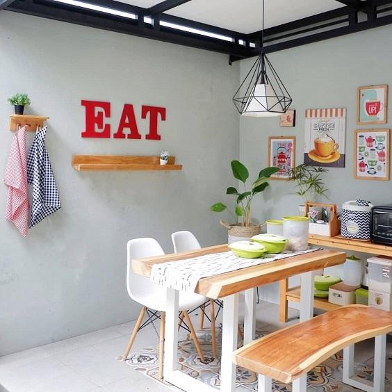 minimalist dining room 3