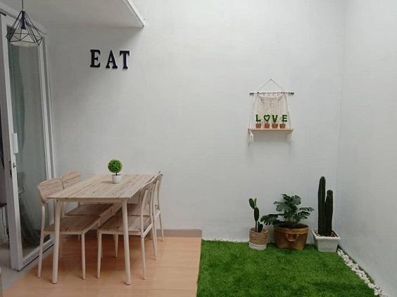 minimalist dining room 6