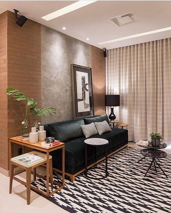minimalist living room design 21