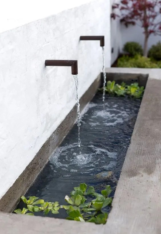 modern fountain ideas 1