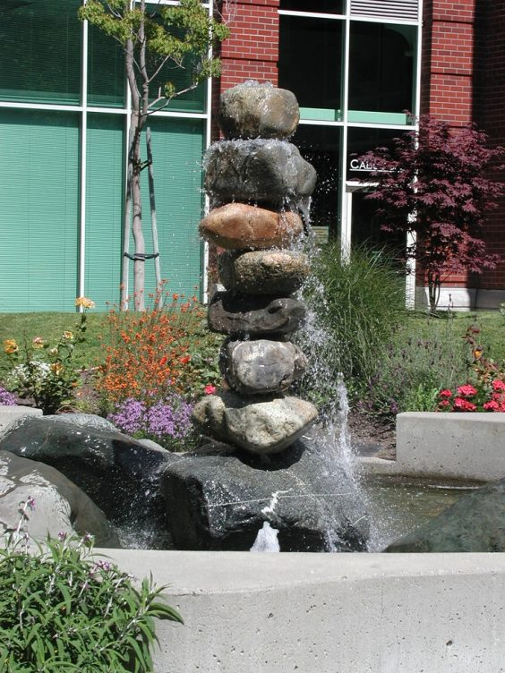 modern fountain ideas 10