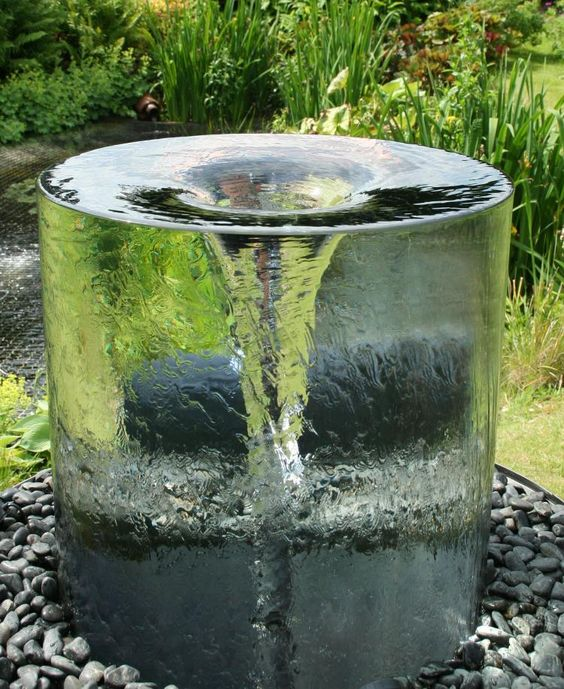 modern fountain ideas 14