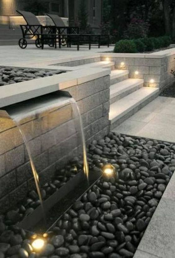 modern fountain ideas 5