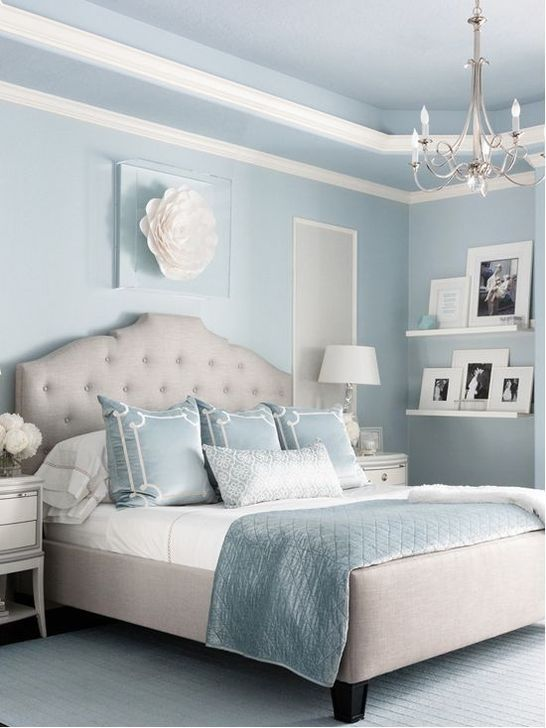 modern french bedroom 11