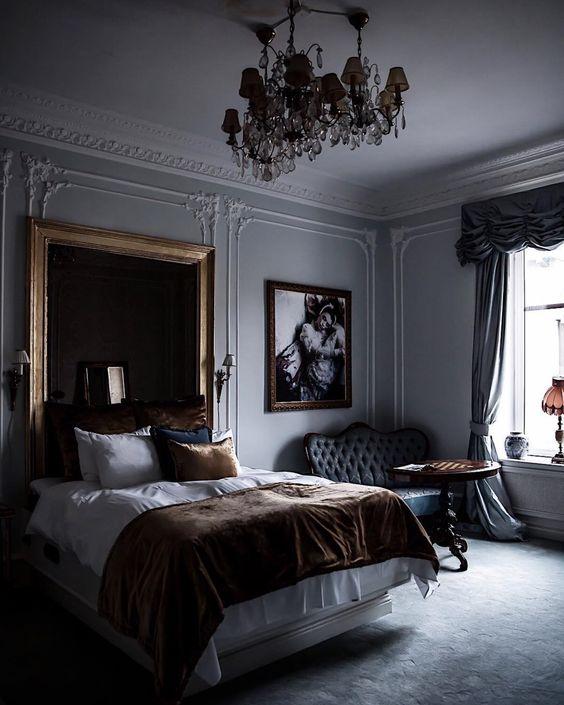 modern french bedroom 12