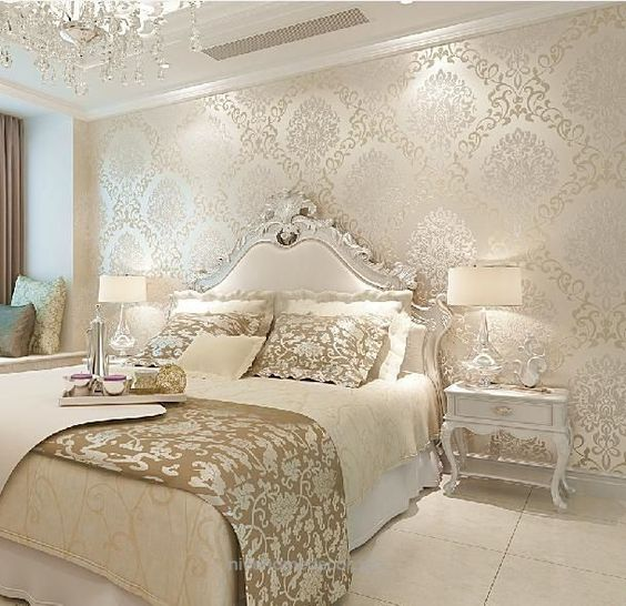 modern french bedroom 16