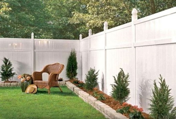 Modern Vinyl Fence 25 Best Inspirations To Decorate Your