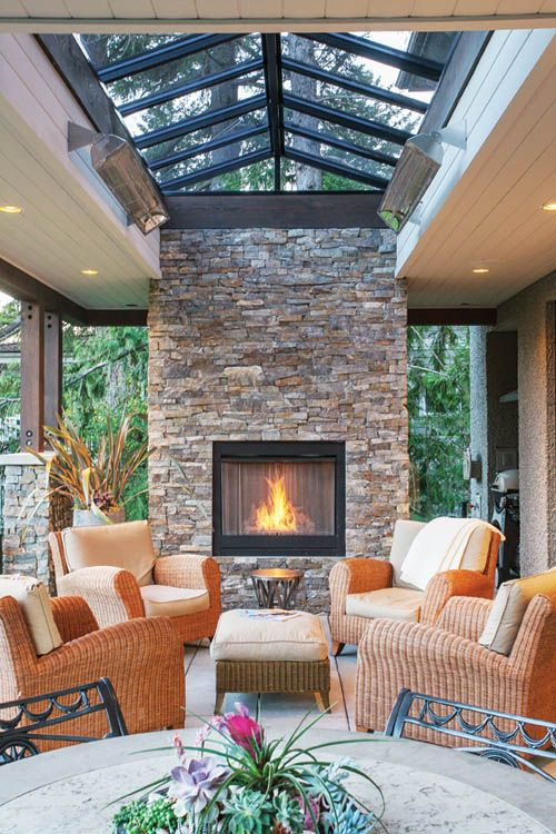 outdoor living room 10