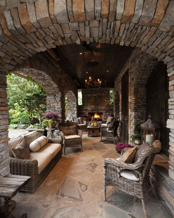outdoor living room 14