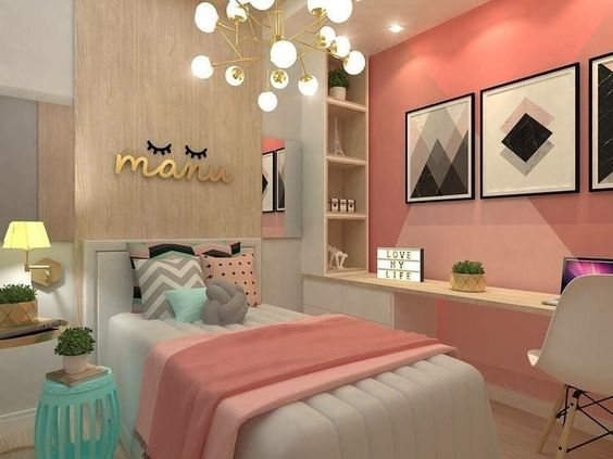 teen bedroom for girls 11