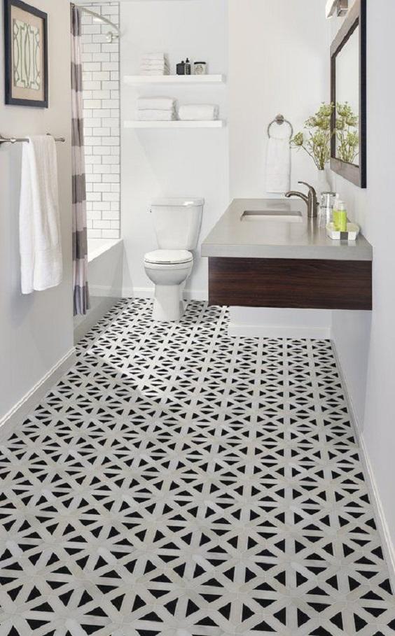 Scandinavian Bathroom Ideas 15