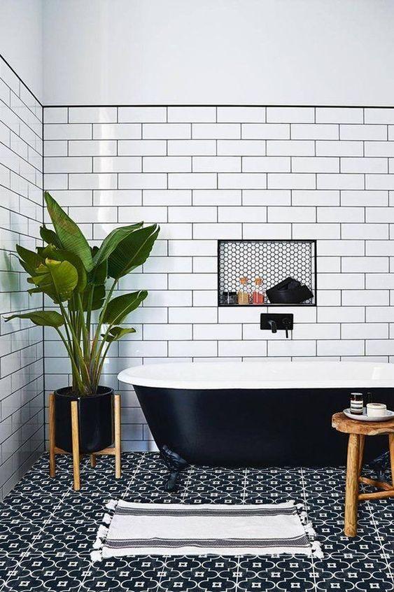 Scandinavian Bathroom Ideas 24