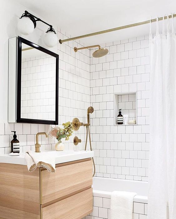 Scandinavian Bathroom Ideas 3