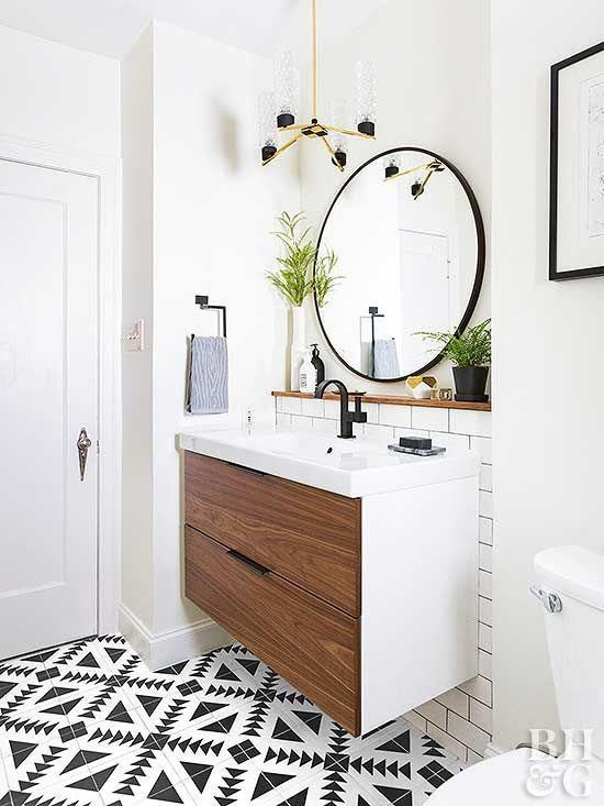 Scandinavian Bathroom Ideas 4