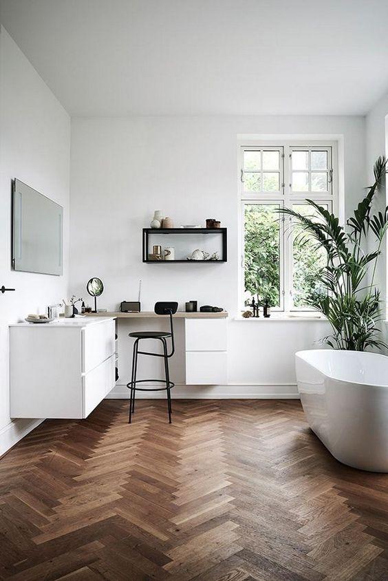 Scandinavian Bathroom Ideas 5