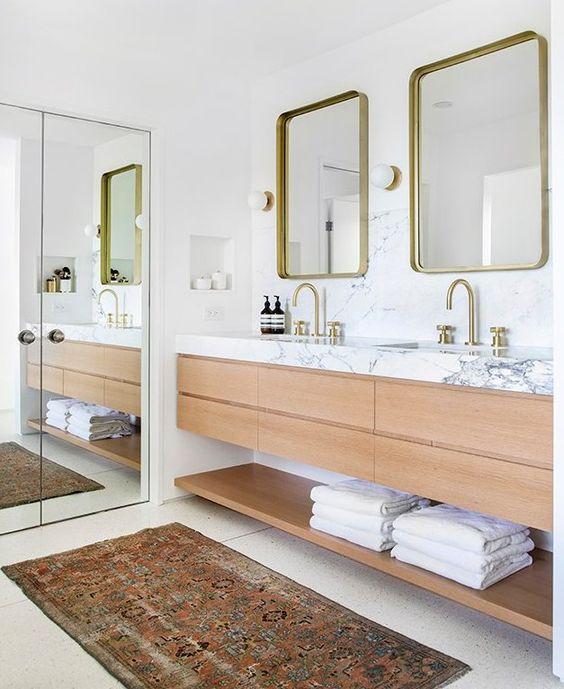 Scandinavian Bathroom Ideas 6