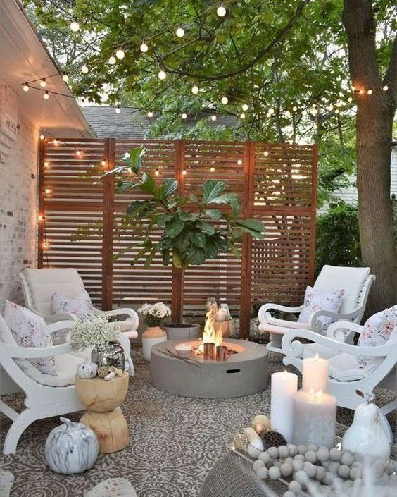 backyard patio ideas 23