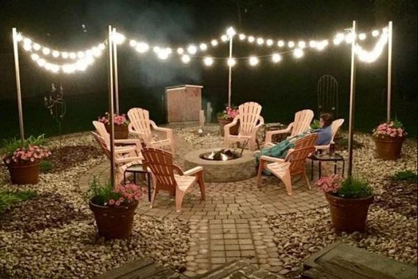 25 Most Stylish And Coziest Backyard Patio Ideas To Copy Recipegood