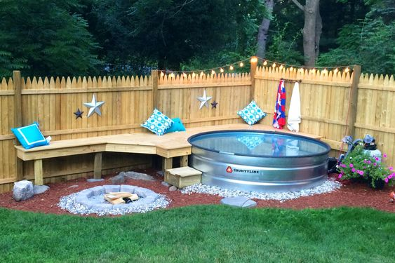 diy swimming pool ideas 11