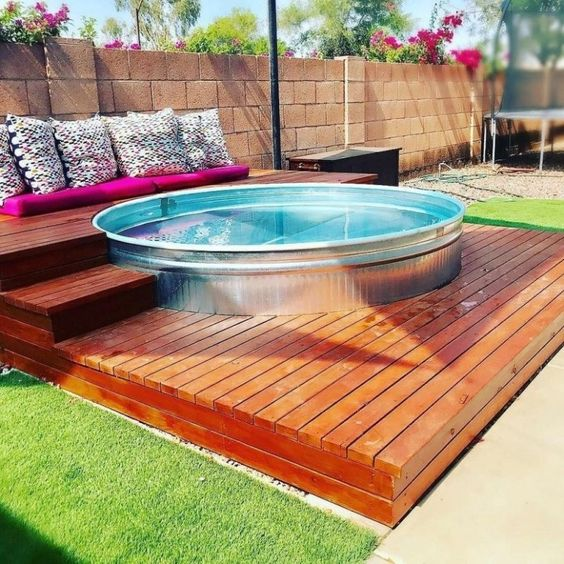 diy swimming pool ideas 5