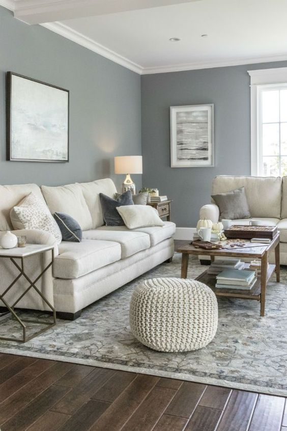 farmhouse living room 11