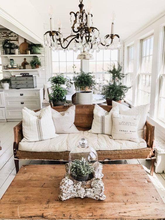 farmhouse living room 8