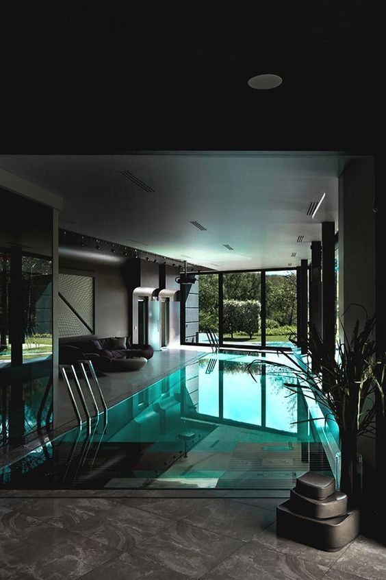 indoor swimming pool 22