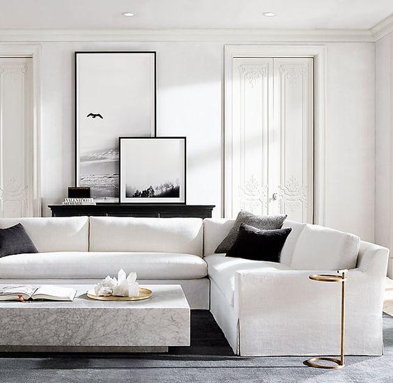 minimalist living room furniture 12