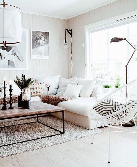 minimalist living room furniture 19