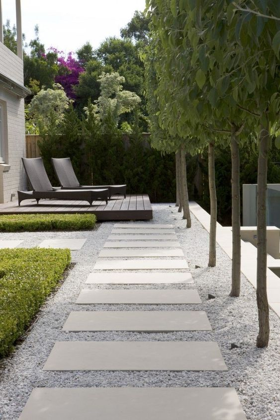 modern backyard ideas 8